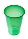Plastikteller Lizenzfreies Stockbild