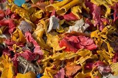 Plastikwiederverwertung Lizenzfreies Stockfoto