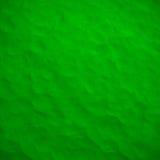 Plastilina verde texturizada Fotografía de archivo libre de regalías