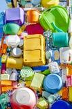 plastique Photographie stock libre de droits