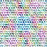 Plastique coloré de tache Image libre de droits