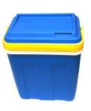 plastique de conteneur Images libres de droits