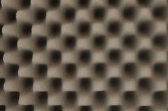 Plastique de mousse acoustique Photographie stock