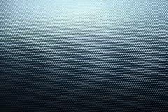 Plastique noir de PVC Images stock