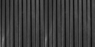 Plastique noir de texture avec l'onde Images stock