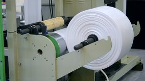 Plastpåse som gör maskinen lager videofilmer