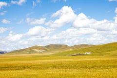Platå i Kina Fotografering för Bildbyråer
