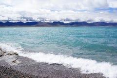Platå sjö Arkivbild