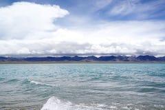 Platå sjö Arkivbilder
