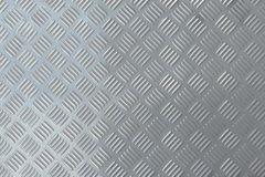Plat de diamant en métal images stock