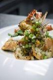 Plat de fruits de mer Image libre de droits