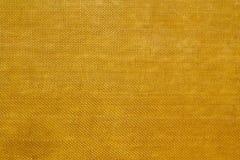 Plat de la carte PCB avec la texture jaune Photographie stock libre de droits