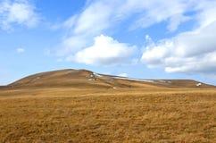 Platô de Lagonacky na reserva caucasiano da biosfera Fotografia de Stock
