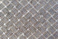Plat de plancher en acier Image libre de droits