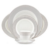 Plat de porcelaine Photographie stock