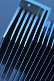 Plat de refroidissement en aluminium Photographie stock libre de droits