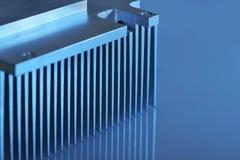 Plat de refroidissement en aluminium Image libre de droits