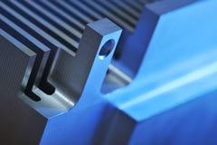 Plat de refroidissement en aluminium Images libres de droits
