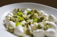Plat de salade. Images libres de droits