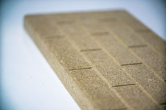 Plat de Termo fait en vermiculite minérale Image stock