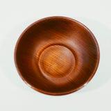 Plat en bois sur un fond clair Photo libre de droits