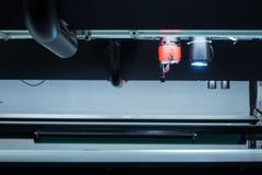 Plat montant l'industrie de processus technique Flexography de machine aucun image stock