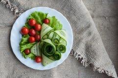 Plat végétal images libres de droits