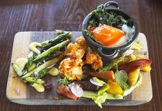 Plat végétarien Image stock