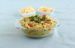 Plat végétarien indien du sud de Pongal fait utilisant le millet d'italie photos stock