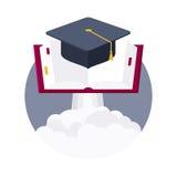 Plataforma de lançamento para a educação Fotografia de Stock