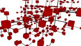 Plataforma de uma comunicação Imagem de Stock Royalty Free