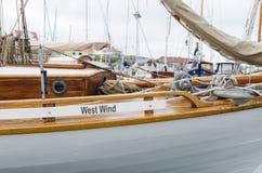 Plataforma do barco velho foto de stock royalty free