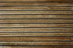 Plataforma do jacarandá no iate foto de stock