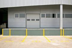Plataforma do Storehouse Imagens de Stock