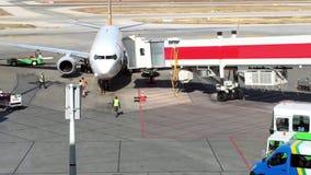 A plataforma dos aviões a aproximar-se filme