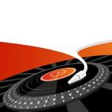 Plataforma giratória com espaço da cópia Imagens de Stock Royalty Free