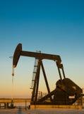 Plataforma petrolífera fotos de stock royalty free
