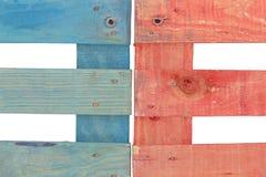 Plataformas coloridas Imagenes de archivo