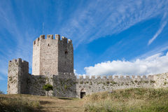 Platamonas Castle in Greece Royalty Free Stock Image