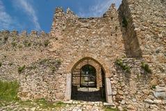 Platamonas slott Royaltyfri Foto