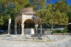 Platan av Hippocrates, Kos Arkivbild