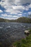 Platanen-Massen-Nationalpark, Elizabethton, TN Lizenzfreie Stockbilder