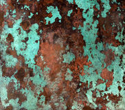 Plate. Texture of the rusty metal .Scratched sheet metal plate background texture Royalty Free Stock Image