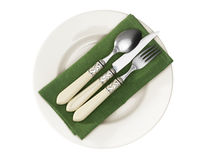 Free Plate And Cutlery Royalty Free Stock Photography - 21345257