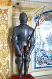Plate armour Stock Photography