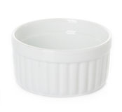 Plate dish white Royalty Free Stock Photography