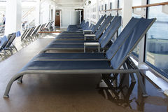Plate-forme de bateau Photographie stock libre de droits