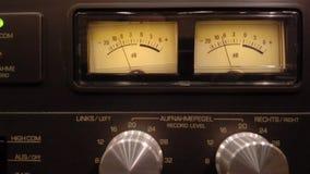 Plate-forme de cassette stéréo de haute fidélité de Telefunken TC450M High Com banque de vidéos