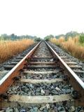 Plate-forme de train Image libre de droits