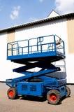 Plate-forme de travail aérien Photo libre de droits